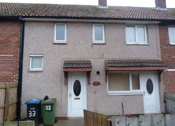 Thumbnail 3 bed property to rent in Yoden Road, Peterlee