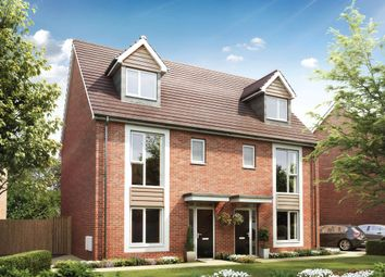 Thumbnail 4 bed detached house for sale in Tayleur Leas Development, Newton-Le-Willows, Warrington