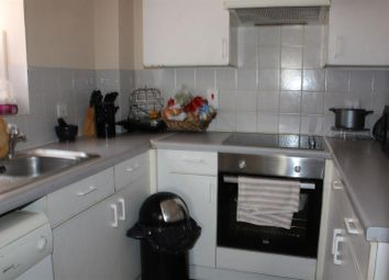 Thumbnail 1 bed flat to rent in Keats Close, Scotland Green Road, Enfield