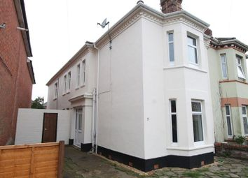 Thumbnail 6 bed semi-detached house to rent in Queensland Road, Southbourne, Bournemouth