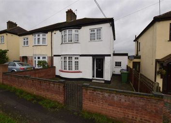 Thumbnail 3 bed semi-detached house for sale in St James Avenue East, Stanford-Le-Hope, Essex