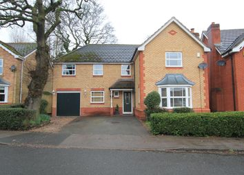 Thumbnail 4 bed detached house for sale in Hatherden Drive, Sutton Coldfield
