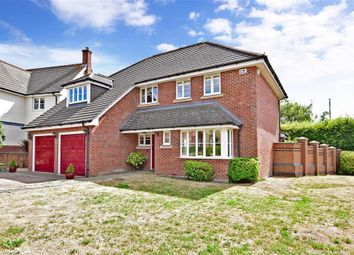 Thumbnail 5 bed detached house for sale in Freathy Lane, Kennington, Ashford, Kent