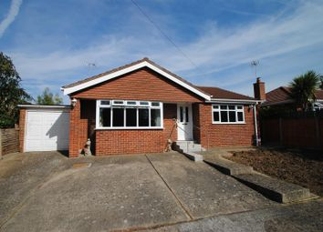 Thumbnail 3 bed detached bungalow for sale in South View Road, Benfleet