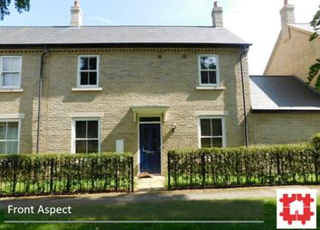 Thumbnail 2 bed terraced house for sale in Gaskell Place, Stotfold, Herts