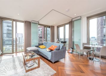 Thumbnail 1 bed flat for sale in Capital Building, Embassy Gardens, New Union Square, London