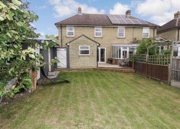 Thumbnail 3 bed semi-detached house for sale in Montagu Gardens, Kimbolton, St Neots, Cambridgeshire