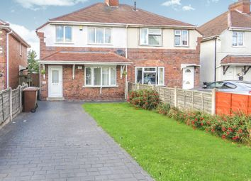Thumbnail 3 bed semi-detached house for sale in Coronation Road, Pelsall, Walsall