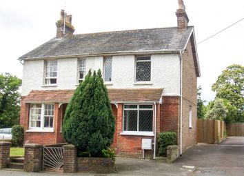 Thumbnail 3 bed semi-detached house to rent in London Road, Pulborough