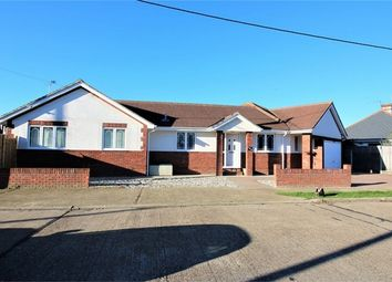 Thumbnail 6 bed detached bungalow for sale in Downham Road, Canvey Island, Essex