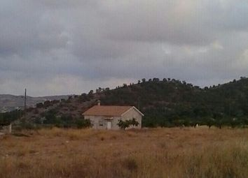 Thumbnail 4 bed country house for sale in Abanilla, Murcia, Spain