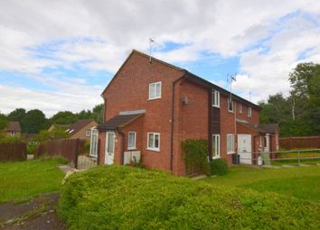 Thumbnail 2 bed end terrace house for sale in Gisburn Close, Heelands, Milton Keynes