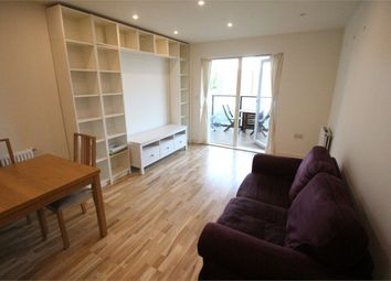 Thumbnail 2 bed flat to rent in Shearwater Drive, London