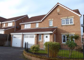 Thumbnail 5 bed detached house to rent in Ashurst Grove, Radcliffe, Manchester