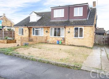 Thumbnail 4 bed semi-detached house for sale in Oakfield Road, Bishops Cleeve, Cheltenham