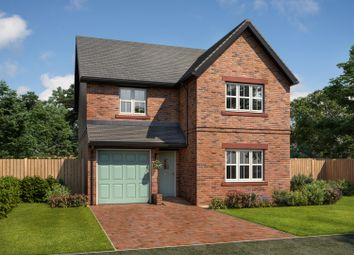 Thumbnail 4 bed detached house for sale in The Fairways, Salkeld Road, Penrith