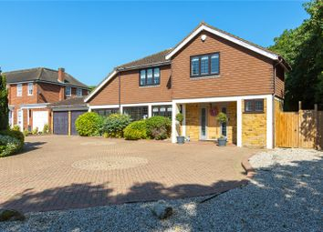 Thumbnail 4 bed detached house for sale in Banyards, Emerson Park