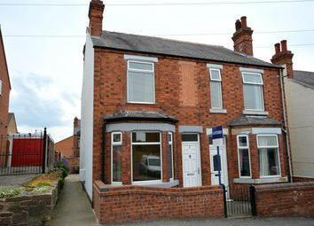 2 bed semi-detached house for sale in Station Lane, New Whittington, Chesterfield S43