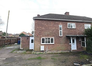 Thumbnail 3 bedroom semi-detached house for sale in Great Northern Street, Huntingdon