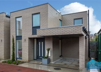 Thumbnail 3 bed detached house for sale in Yewtree Close, London