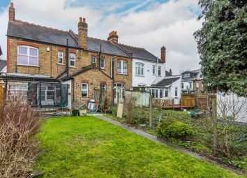 Thumbnail 3 bed end terrace house for sale in Langdale Road, Thornton Heath