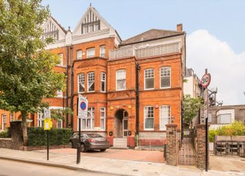 Frognal, Hampstead NW3. 3 bed flat