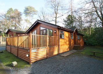 Thumbnail 3 bed mobile/park home for sale in Treetops 3, Fallbarrow Park, Bowness-On-Windermere, Windermere, Cumbria