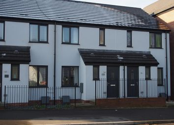 Thumbnail 2 bed terraced house for sale in Ffordd Y Mileniwm, Barry, Vale Of Glamorgan.
