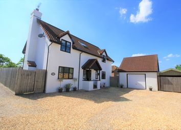 Thumbnail 4 bed detached house for sale in Church Road, Whimple, Exeter