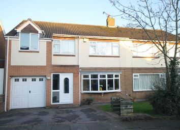 4 bed semi-detached house for sale in Valerian Avenue, Heddon-On-The-Wall, Newcastle Upon Tyne NE15