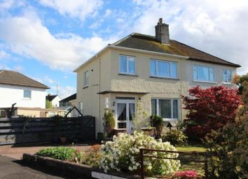 Thumbnail 3 bedroom semi-detached house for sale in Lawrence Avenue, Helensburgh, Argyll And Bute