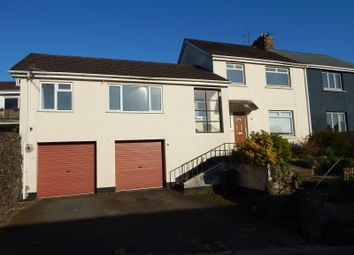 Thumbnail 5 bed semi-detached house for sale in Old Road, Harbertonford