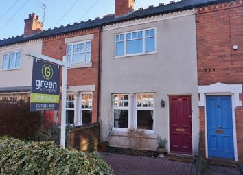 Thumbnail 2 bed terraced house for sale in Riland Grove, Sutton Coldfield