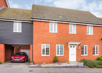 Thumbnail 5 bed link-detached house for sale in Peregrine Drive, Stowmarket