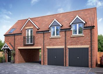Thumbnail 2 bed detached house for sale in Main Road, Barleythorpe, Oakham