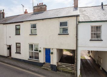 Thumbnail 3 bed terraced house for sale in Exeter Street, North Tawton