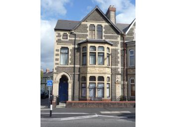 Thumbnail 1 bed flat to rent in 37 Neville Street, Canton, Cardiff