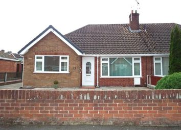 Thumbnail 3 bed bungalow for sale in Ffordd Offa, Mynydd Isa, Mold, Flintshire