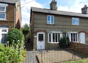 Thumbnail 2 bed property to rent in Station Road, Quainton, Aylesbury
