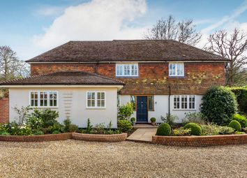 Thumbnail 4 bedroom detached house to rent in The Long Road, Rowledge, Farnham