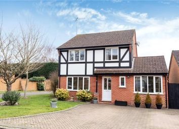 Thumbnail 4 bed detached house for sale in Pinecroft Road, Wokingham, Berkshire