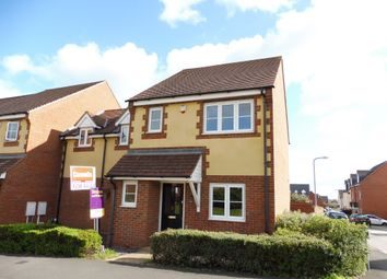 Thumbnail 4 bedroom semi-detached house for sale in St. Crispin Drive, Duston, Northampton