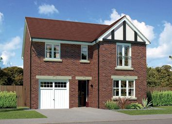 "Thumbnail 4 bedroom detached house for sale in ""Glenmore"" At Bye Pass Road, Davenham, Northwich CW9, Davenham,"