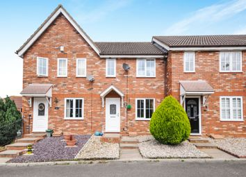 Thumbnail 2 bedroom terraced house for sale in Tideswell Close, Braintree