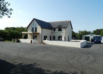Thumbnail 5 bed detached house for sale in Pennant, Nr Aberaeron