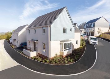 "Thumbnail 4 bedroom detached house for sale in ""The Ashcombe"" at Primrose, Weston Lane, Totnes"