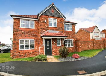 Thumbnail 4 bed detached house for sale in Rippingale Way, Thornton-Cleveleys