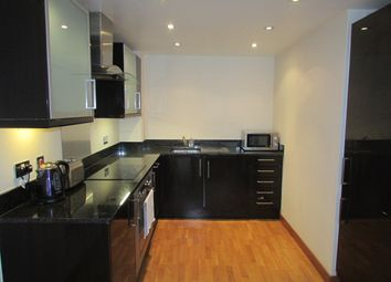 Thumbnail 1 bedroom flat to rent in Cuba Street, Canary Wharf