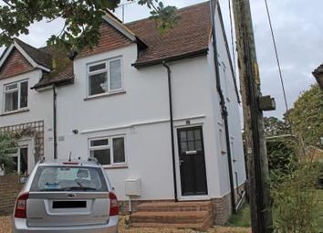 Thumbnail 3 bed semi-detached house to rent in Marley Way, Storrington, Pulborough