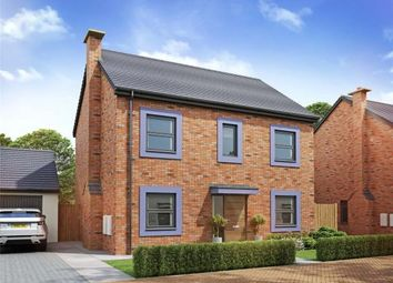 Thumbnail 4 bed detached house for sale in Stella, Wigton, Cumbria